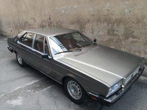 1983 MASERATI QUATTROPORTE 4.9 MANUAL For Sale