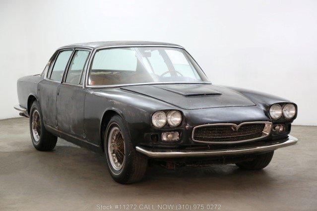 1969 Maserati Quattroporte For Sale (picture 1 of 6)