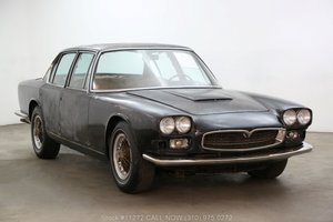 1969 Maserati Quattroporte For Sale