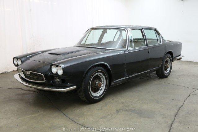 1969 Maserati Quattroporte For Sale (picture 3 of 6)