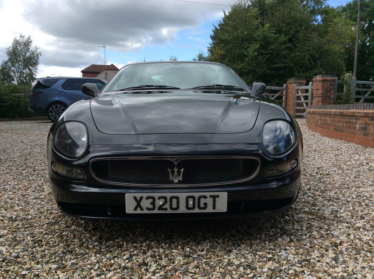 2002 Maserati 3200 GT Auto Assetto Corsa 27 of 75 Rare For Sale (picture 2 of 6)
