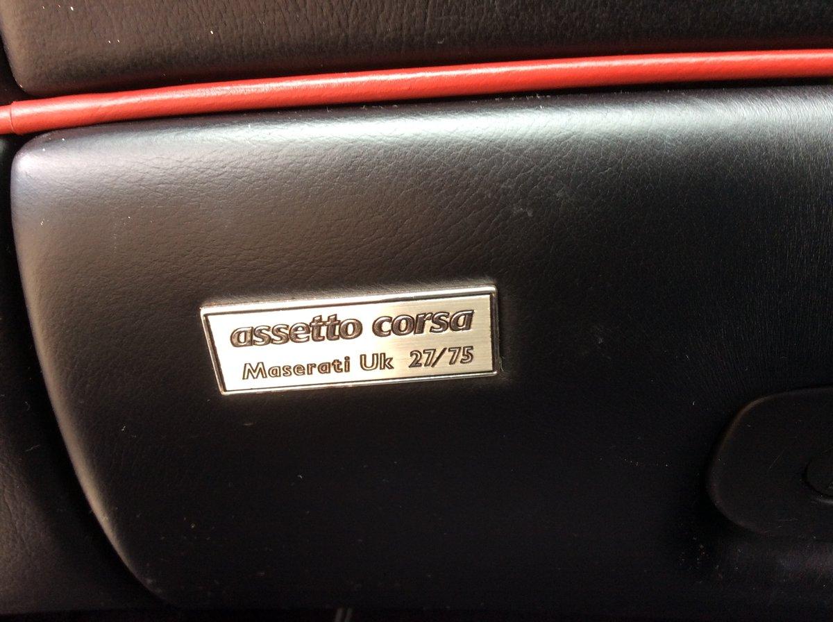 2002 Maserati 3200 GT Auto Assetto Corsa 27 of 75 Rare For Sale (picture 6 of 6)