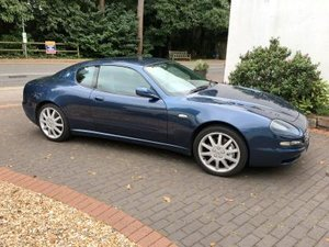 2002 Maserati 3200 GTA For Sale by Auction