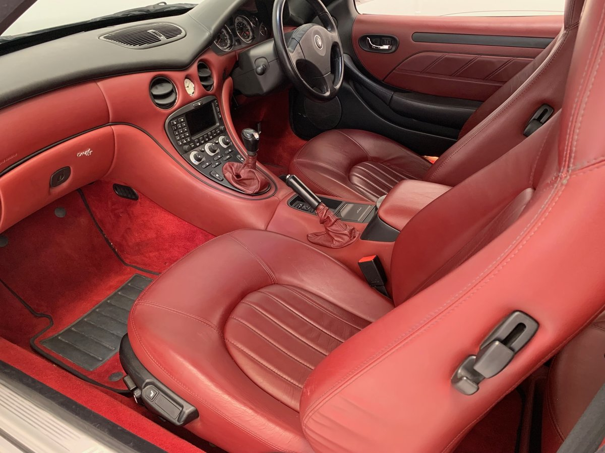 2003 UK RHD Manual, Only 59,462 Miles For Sale (picture 6 of 6)