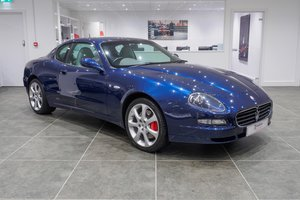 2004 Facelift Maserati Coupe 4200 GT Manual 1 owner FFSH For Sale