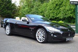2010 Maserati Grancabrio For Sale