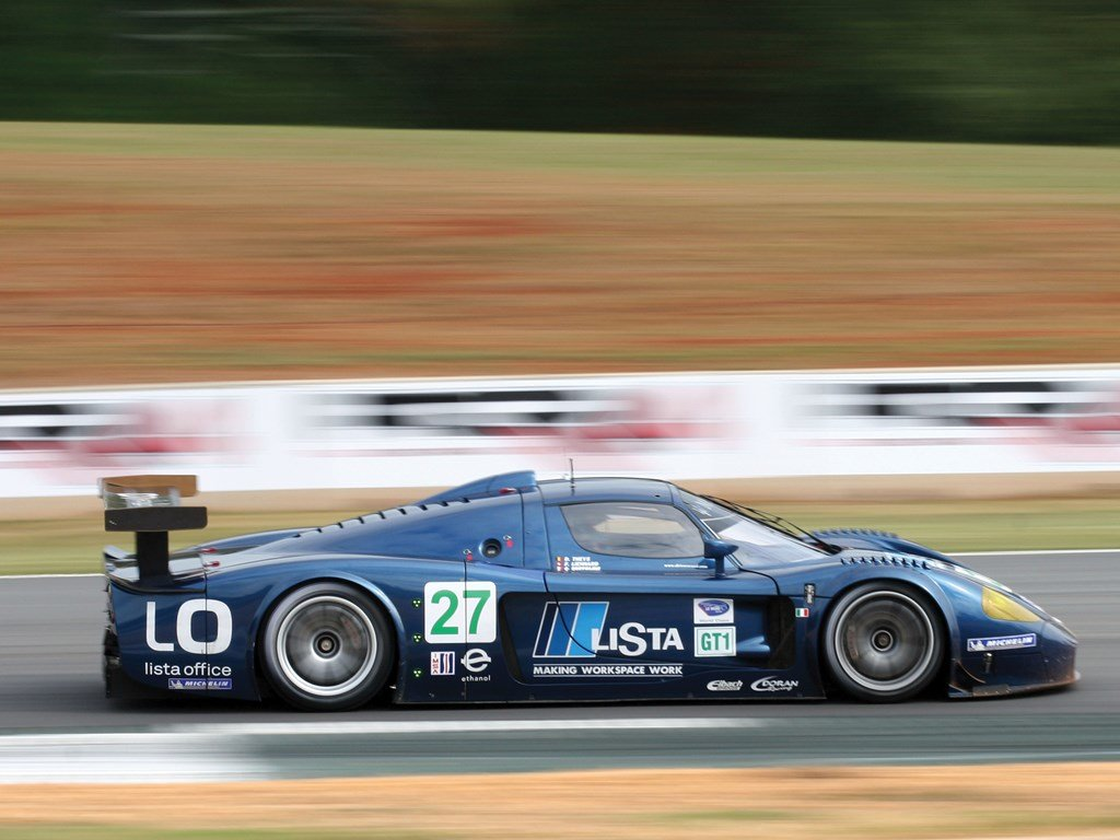 2006 Maserati MC12 GT1  For Sale by Auction (picture 1 of 6)