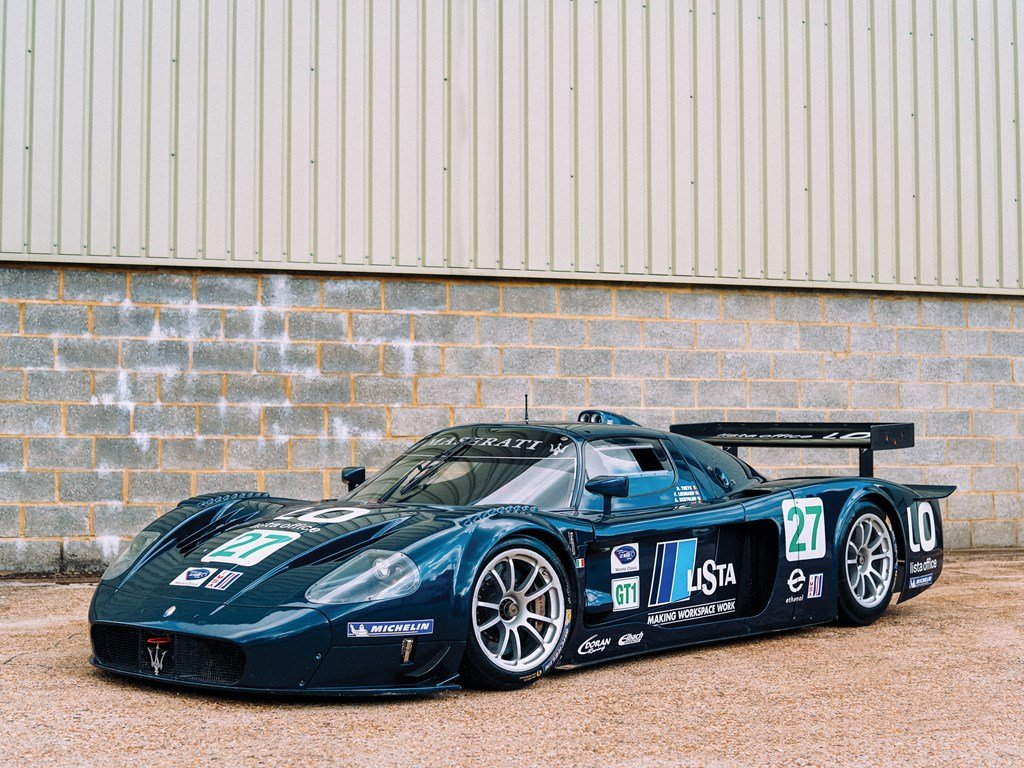 2006 Maserati MC12 GT1  For Sale by Auction (picture 2 of 6)