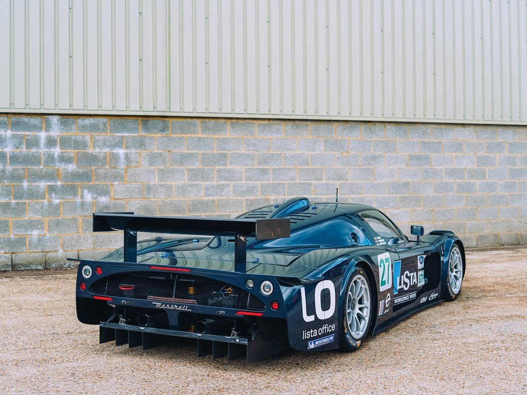 2006 Maserati MC12 GT1  For Sale by Auction (picture 3 of 6)