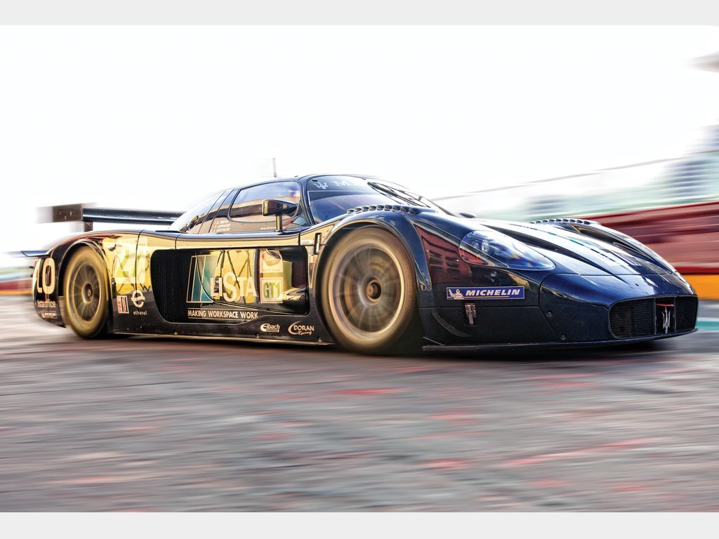 2006 Maserati MC12 GT1  For Sale by Auction (picture 4 of 6)