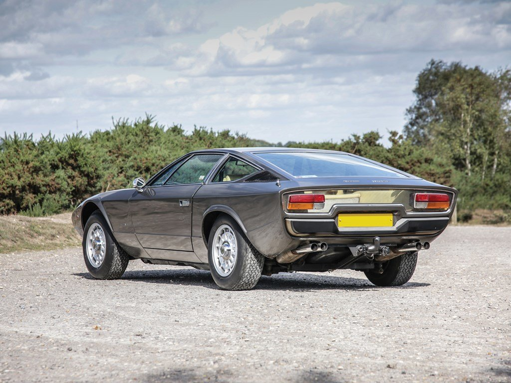 1976 Maserati Khamsin by Bertone For Sale by Auction (picture 2 of 6)