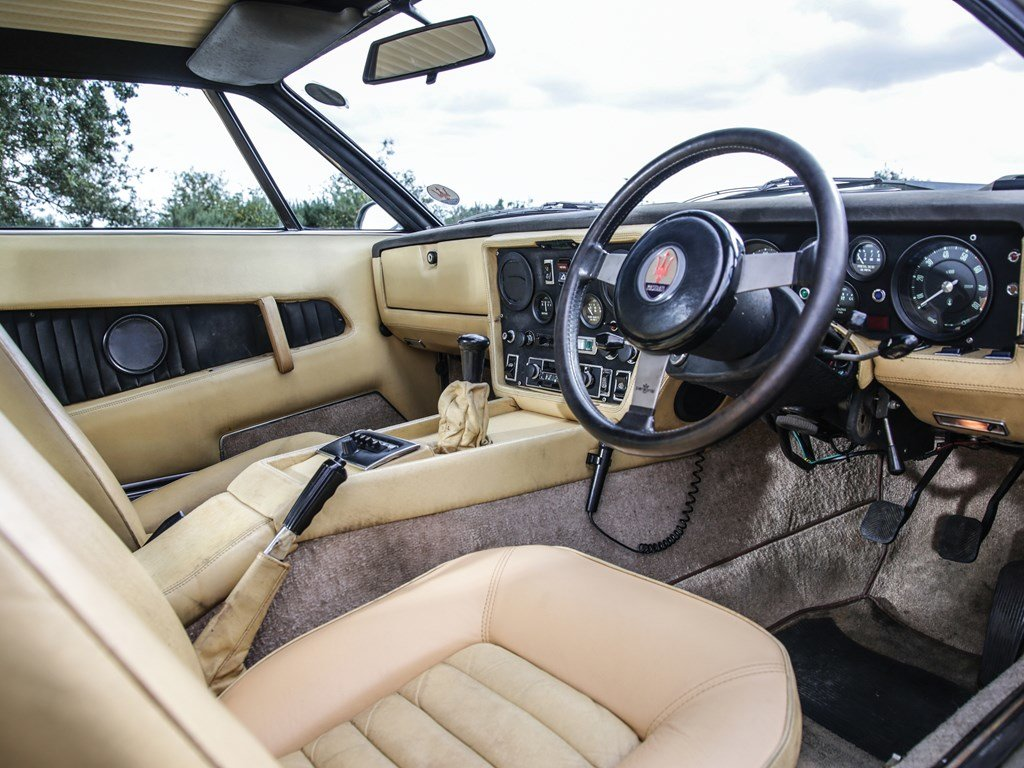 1976 Maserati Khamsin by Bertone For Sale by Auction (picture 4 of 6)