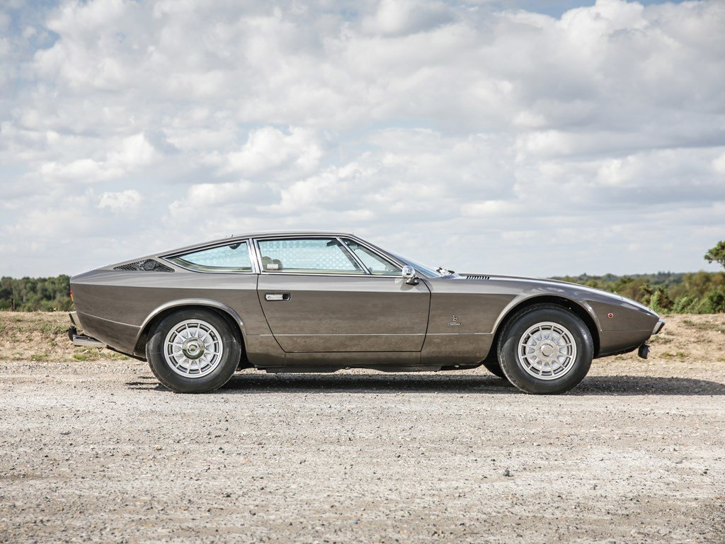 1976 Maserati Khamsin by Bertone For Sale by Auction (picture 5 of 6)