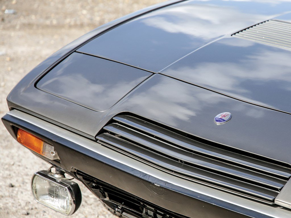 1976 Maserati Khamsin by Bertone For Sale by Auction (picture 6 of 6)