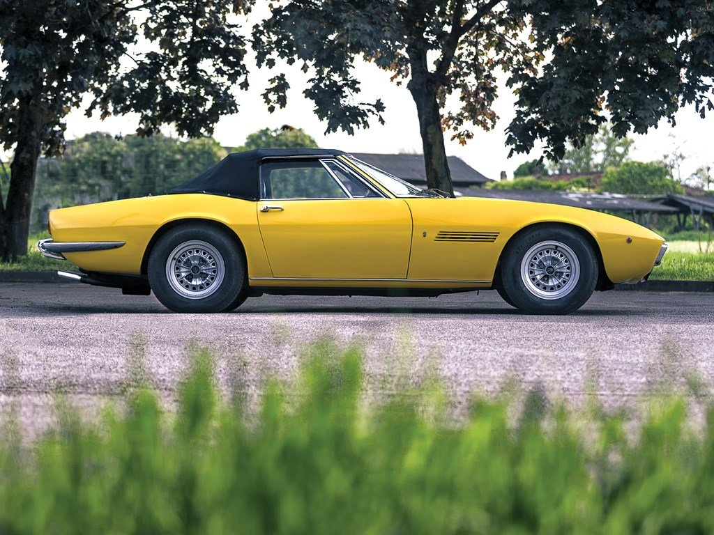 1970 Maserati Ghibli 4.7 Spyder by Ghia For Sale by Auction (picture 5 of 6)