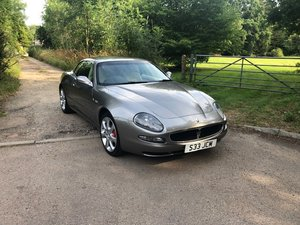 2003 Maserati 4200 coupe - rare manual -new service&mot