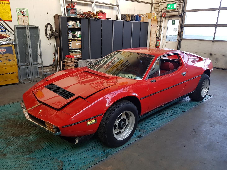 1974 Maserati Merak '74  For Sale (picture 6 of 6)