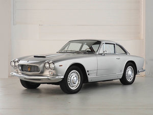 1963 Maserati 3500 GTI Sebring Series 1 For Sale by Auction