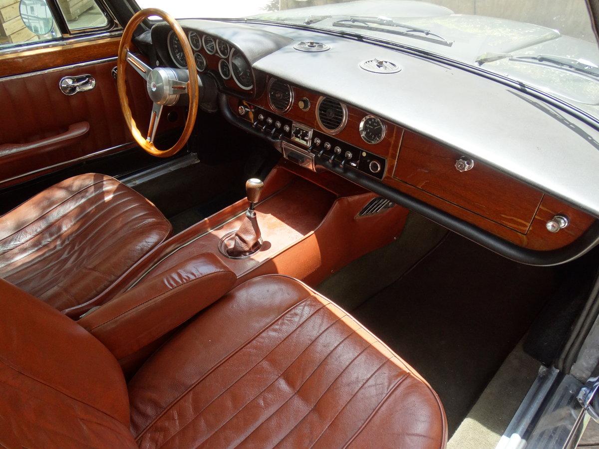 1968 Maserati Quattroporte 4.2 Grigio Ferro Metallizzato  For Sale (picture 4 of 6)