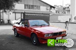 1987 MASERATI BITURBO ZAGATO COMPLETAMENTE RESTAURATA For Sale