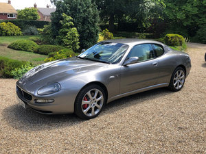 2003 Maserati 4200 Coupe GT For Sale by Auction