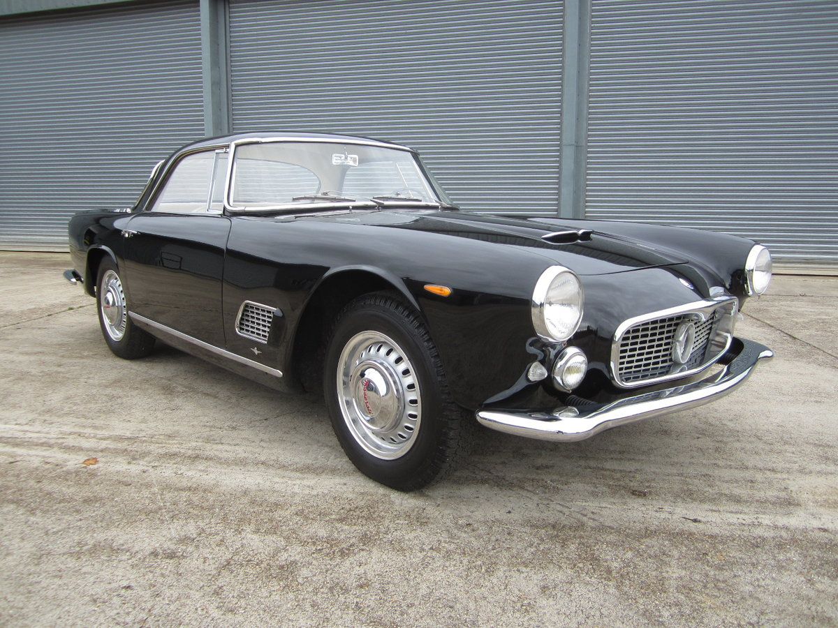 1960 Maserati 3500 GT Coupe For Sale (picture 1 of 6)