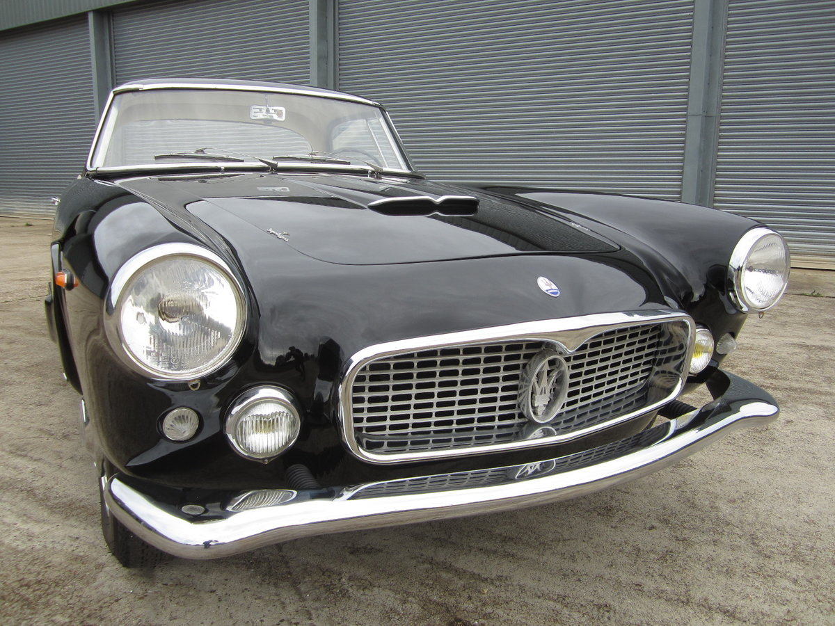 1960 Maserati 3500 GT Coupe For Sale (picture 2 of 6)