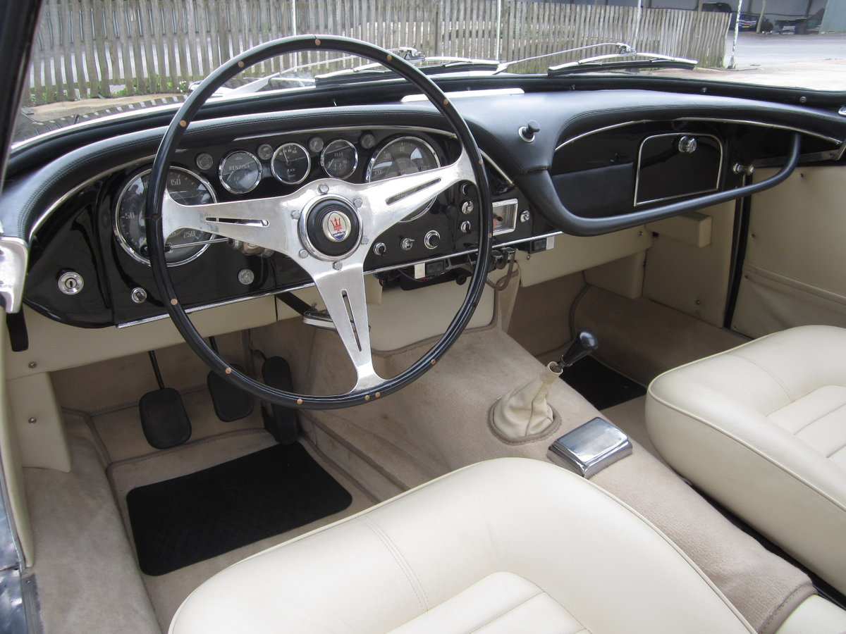 1960 Maserati 3500 GT Coupe For Sale (picture 6 of 6)