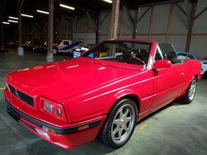 1994 Maserati biturbo Spider E For Sale