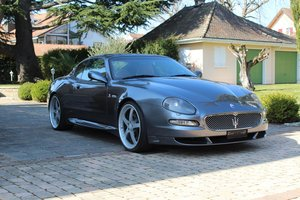 2002 Maserati 4200 GT For Sale by Auction