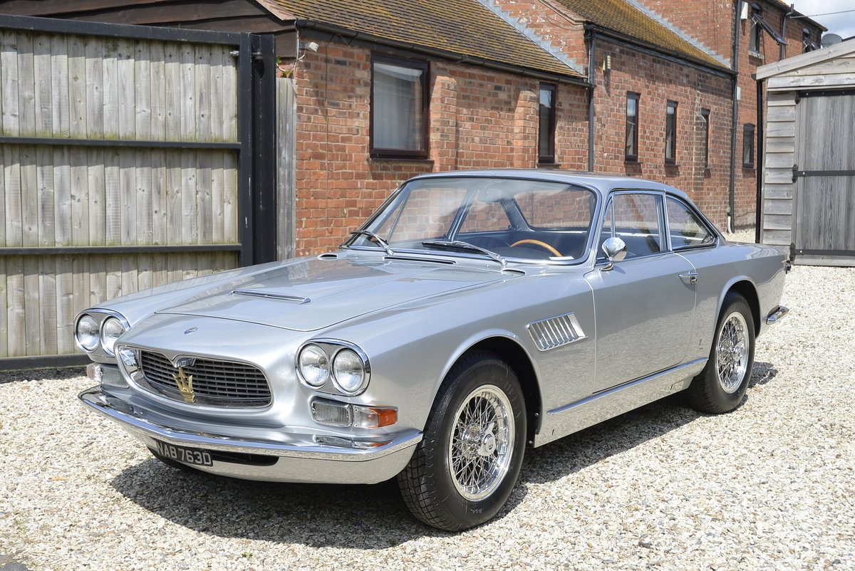 1966 Maserati Sebring 2, Stunning, LHD For Sale (picture 1 of 6)