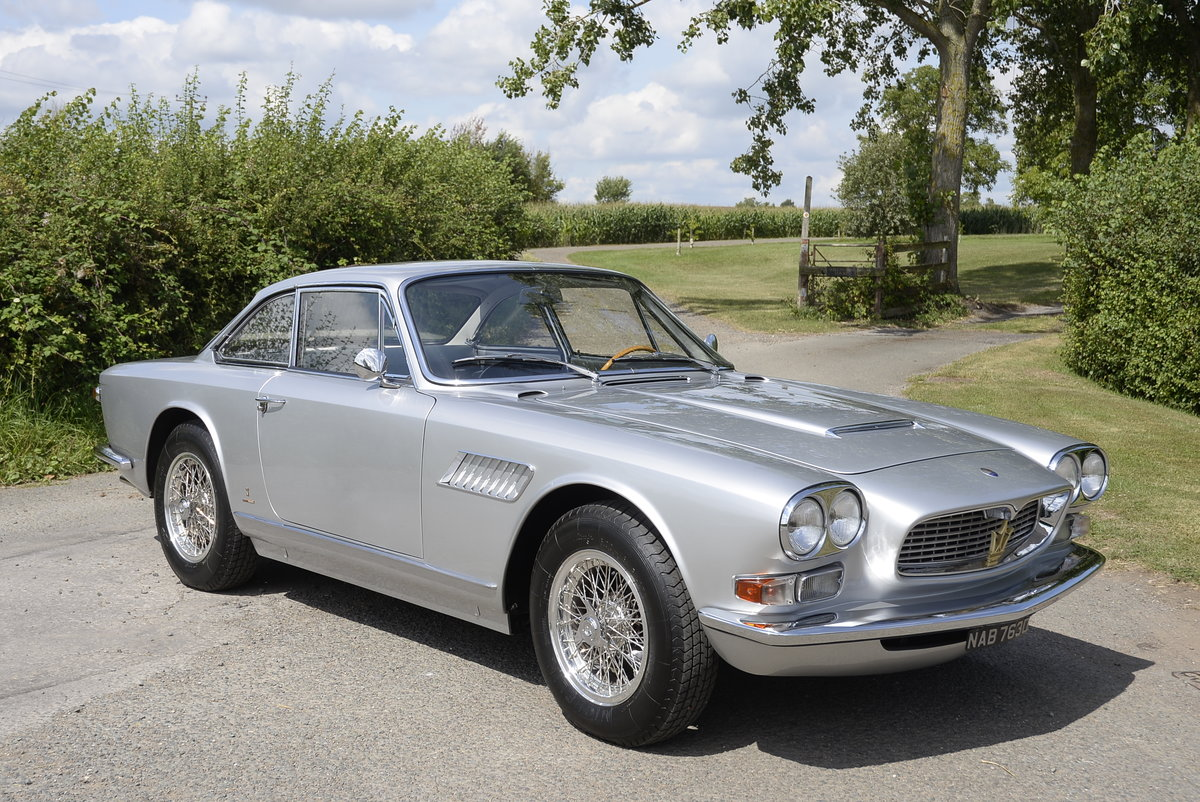 1966 Maserati Sebring 2, Stunning, LHD For Sale (picture 2 of 6)