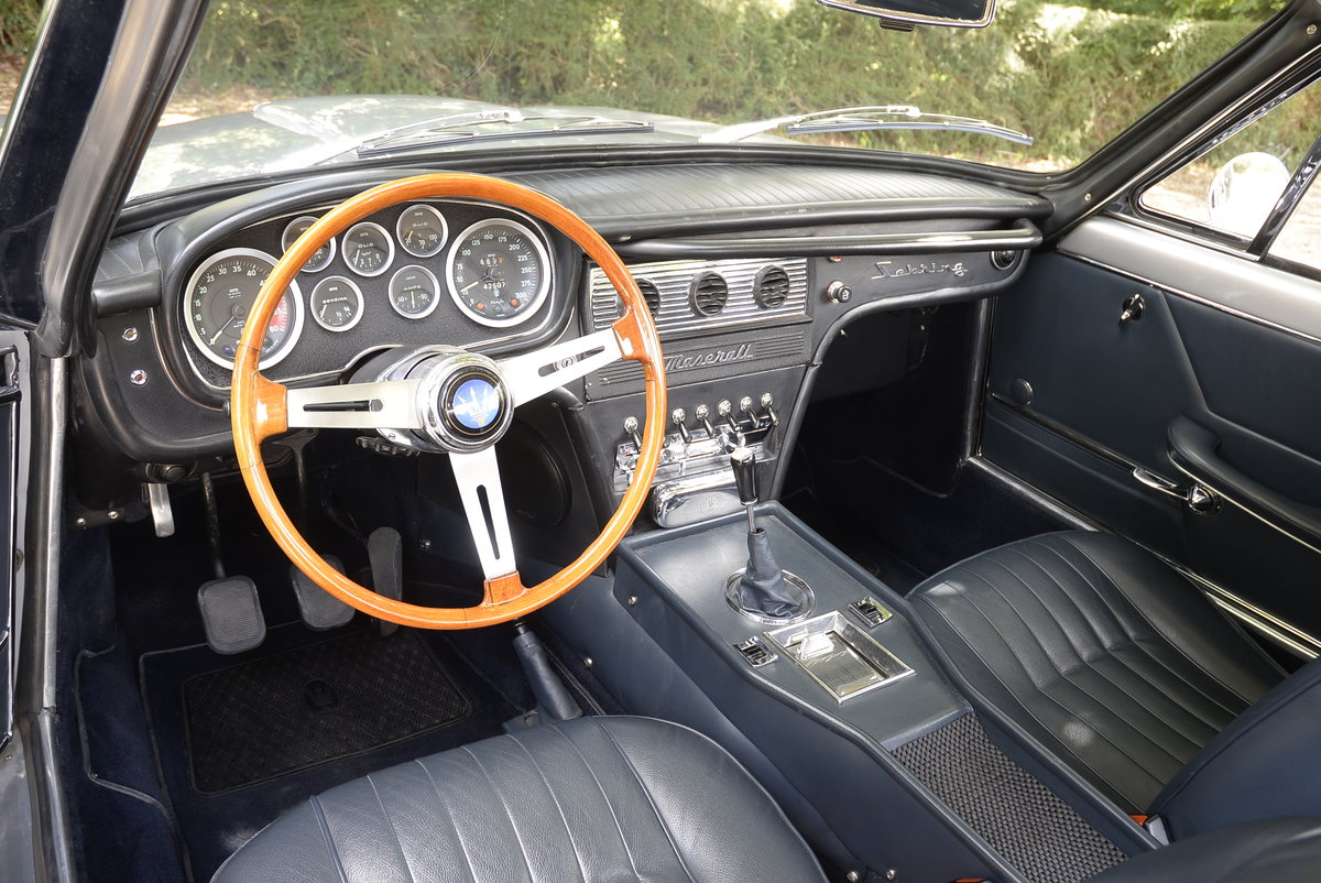 1966 Maserati Sebring 2, Stunning, LHD For Sale (picture 3 of 6)