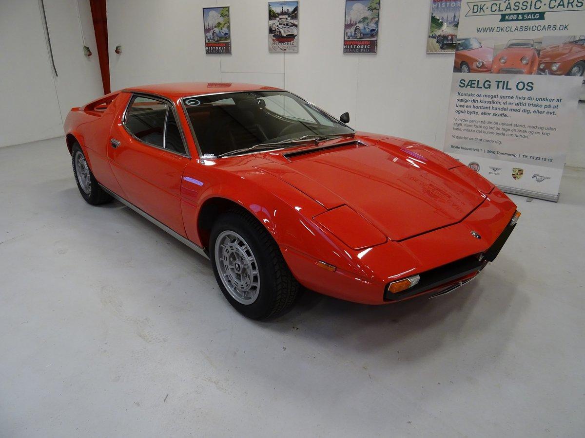 1975 Maserati Merak For Sale (picture 1 of 5)