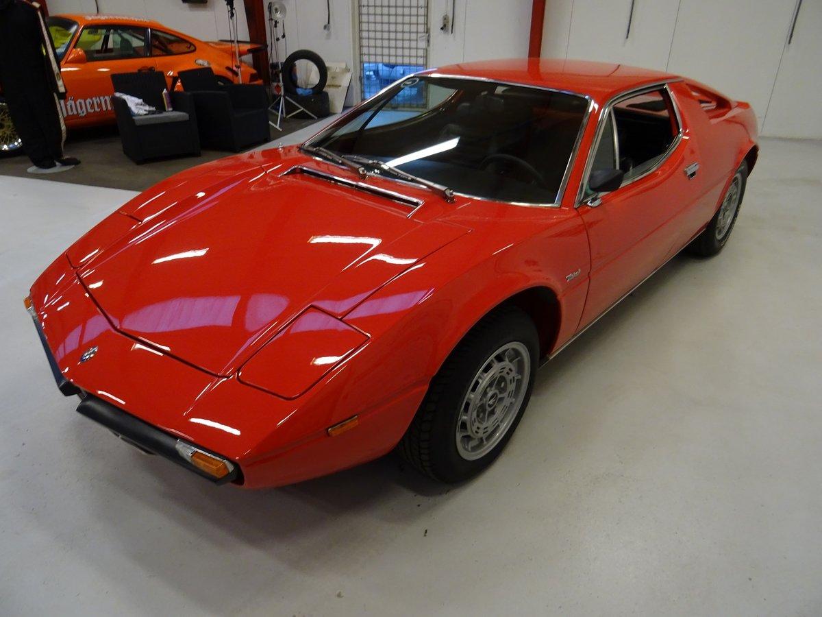 1975 Maserati Merak For Sale (picture 2 of 5)