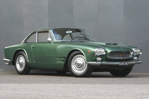 """1963 Maserati Sebring Series I LHD - """"One-off"""" For Sale"""