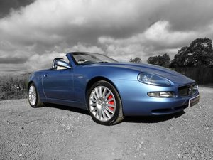 2002 Maserati 4200 Spyder For Sale