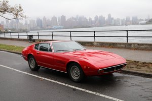 Exciting 1970 Maserati Ghibli Out of 40 Year Ownership #2312 For Sale