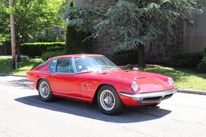 1966 Maserati Mistral Coupe #21785 For Sale