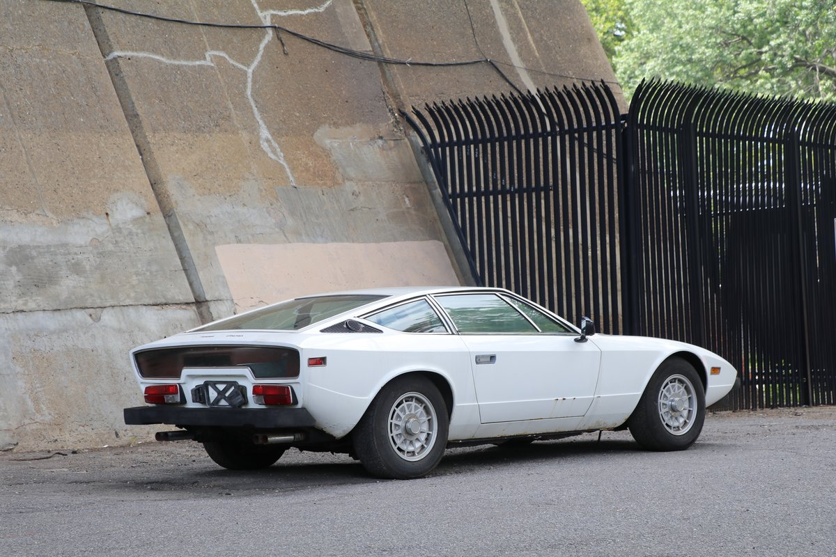 1979 Maserati Khamsin #22522 For Sale (picture 2 of 5)