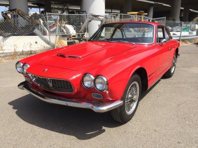 1963 Maserati Sebring Series I #21244 For Sale (picture 1 of 5)