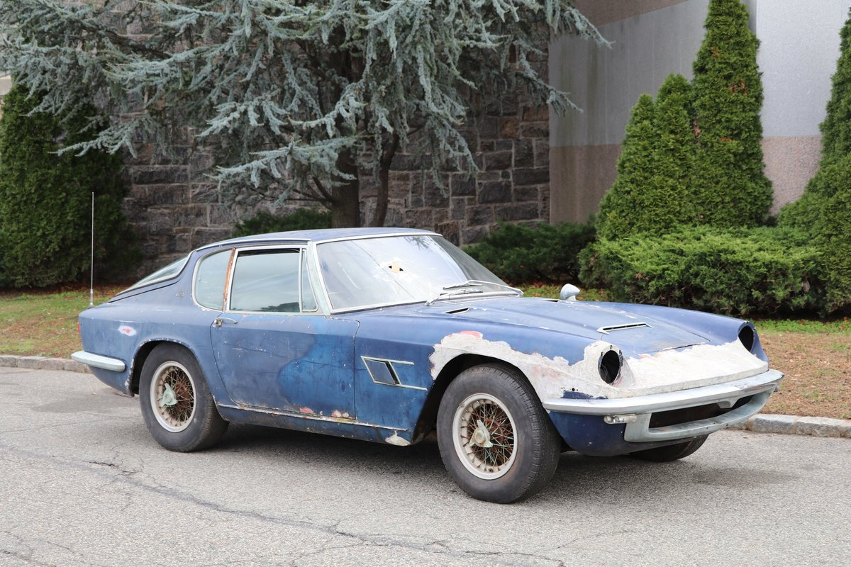 1967 Maserati Mistral 4.0 Liter Coupe #22543 For Sale (picture 1 of 5)
