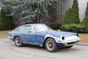 1967  Maserati Mistral 4.0 Liter Coupe #22543