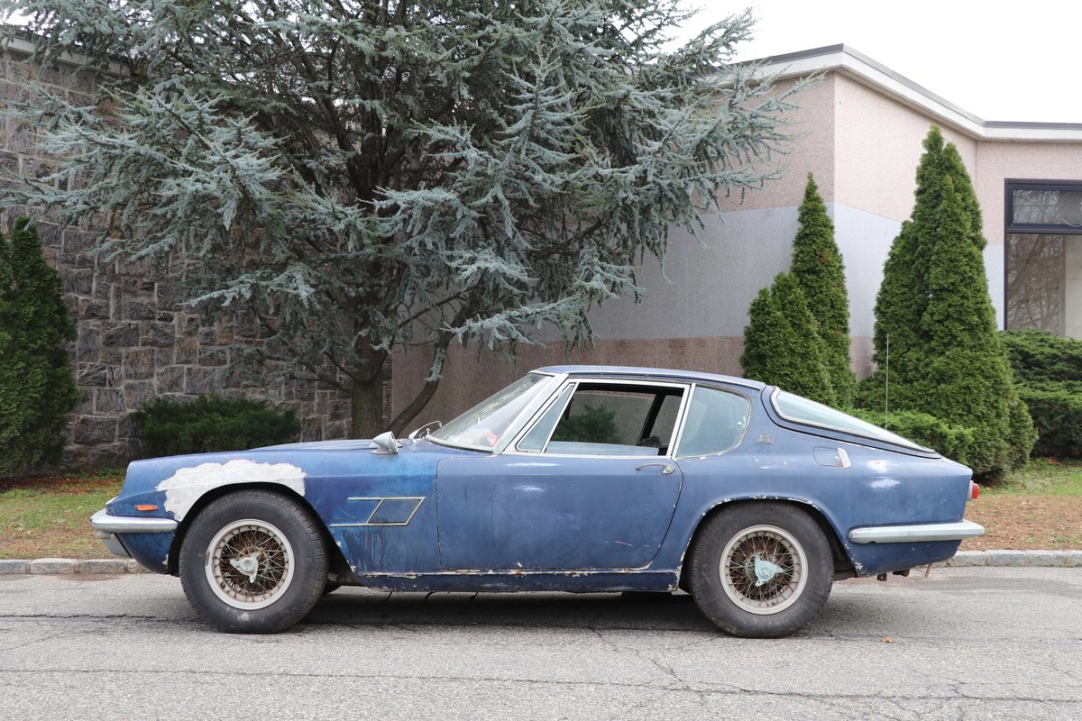 1967 Maserati Mistral 4.0 Liter Coupe #22543 For Sale (picture 2 of 5)