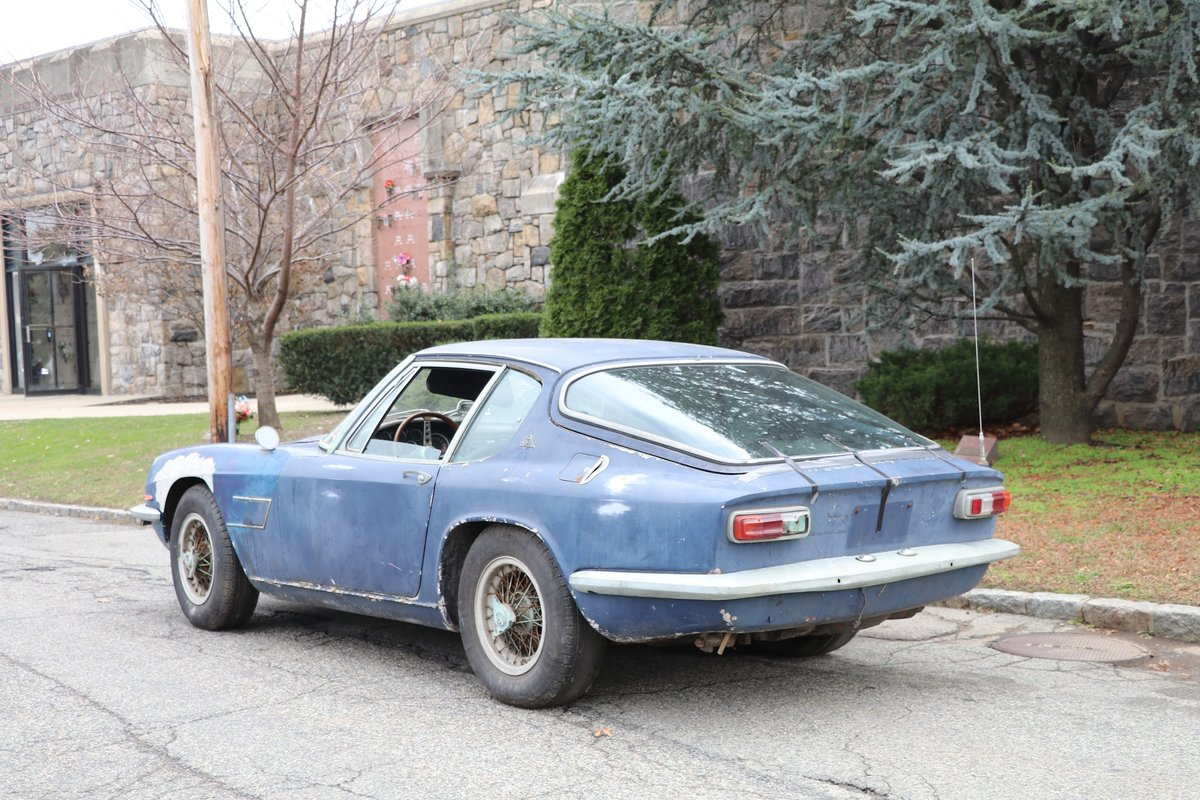 1967 Maserati Mistral 4.0 Liter Coupe #22543 For Sale (picture 3 of 5)