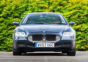 2008 Maserati Quattroporte Sport GT S-A SOLD by Auction
