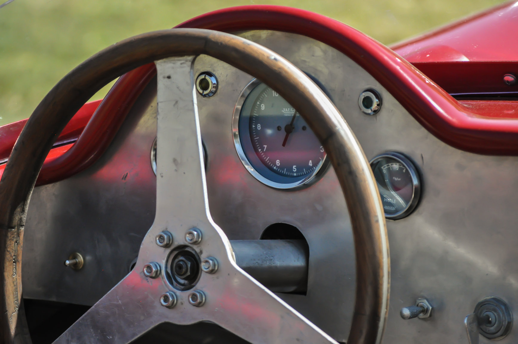 1957 Maserati 450S V8 (Recreation) For Sale (picture 6 of 6)