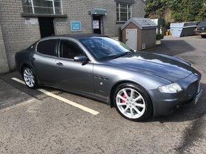 2005 Maserati Quattroporte Fantastic Super Car