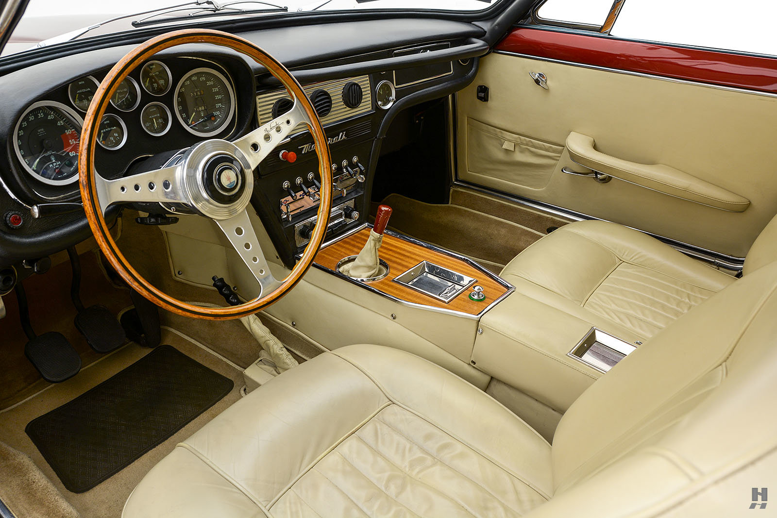 1965 MASERATI SEBRING COUPE For Sale (picture 4 of 6)