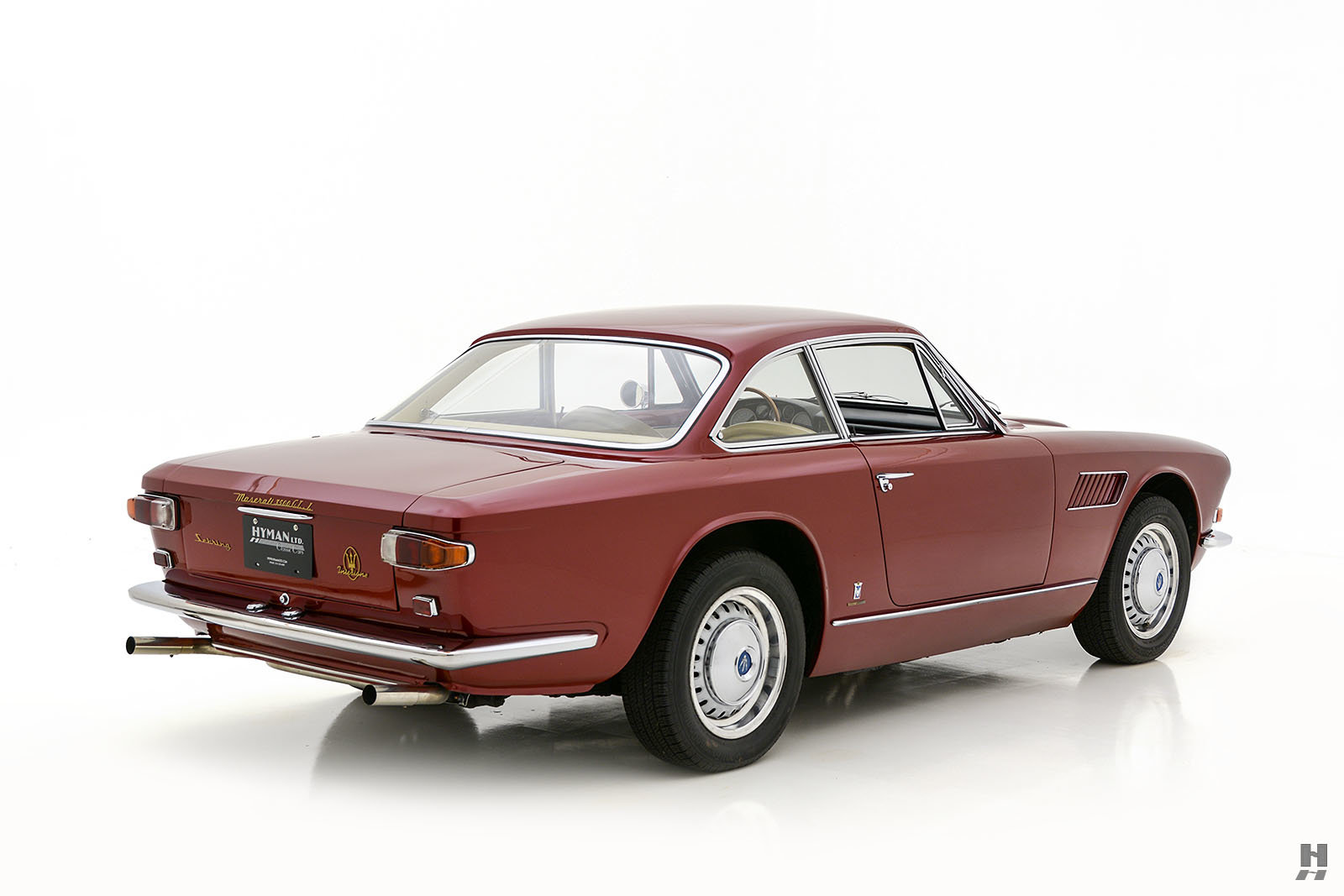 1965 MASERATI SEBRING COUPE For Sale (picture 5 of 6)